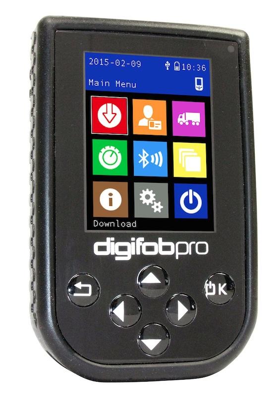 Outil de téléchargement DigiFobPro 2